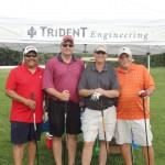 Trident HCA Golf Foursome
